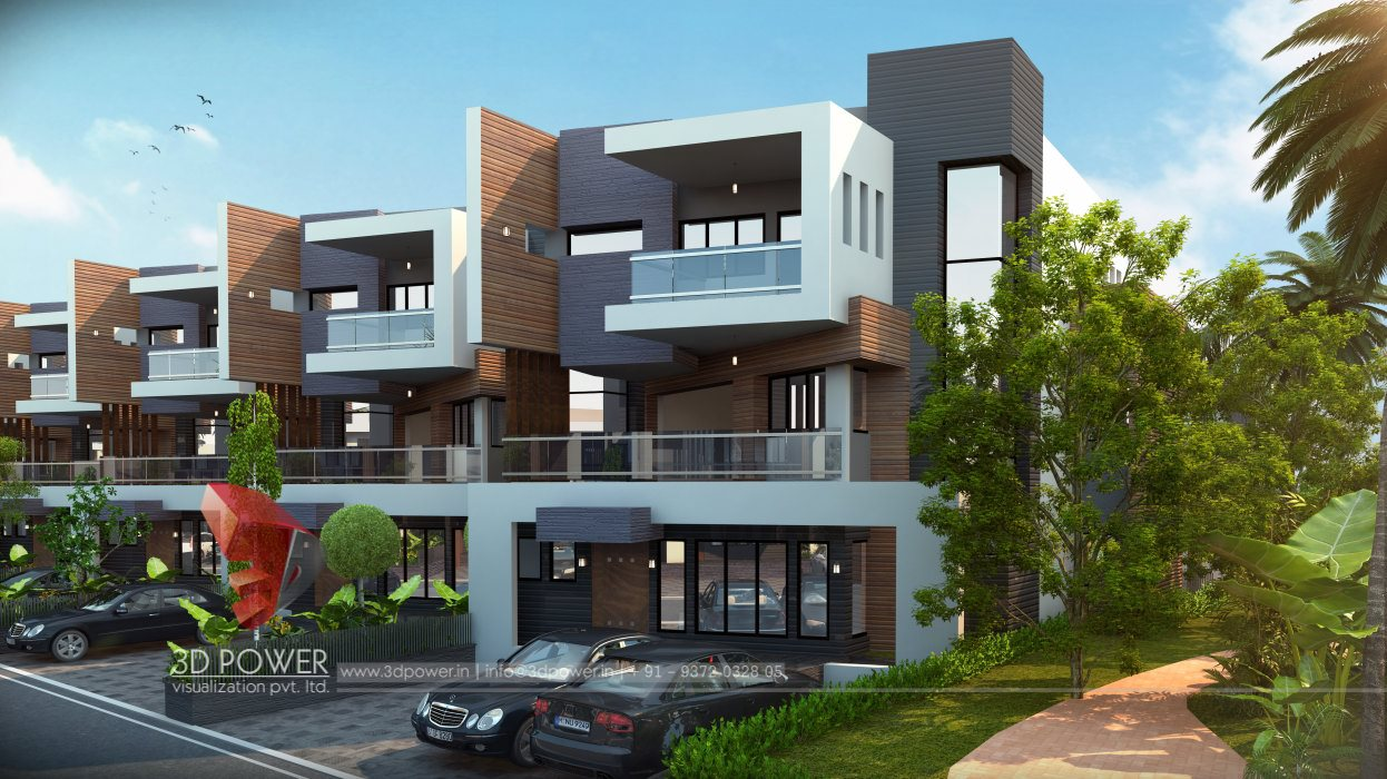 3d township rendering 3d township rendering services for 3d view of house